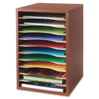 Safco Products Company Wood Organizer