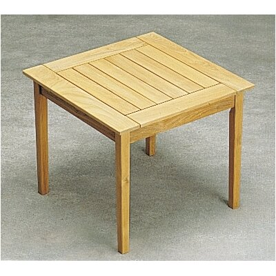 Skagerak Denmark Teak Square Drachmann Bistro Table