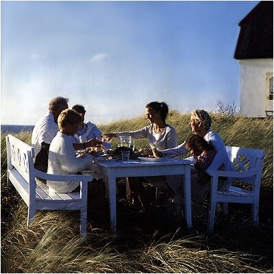 Skagerak Denmark Drachmann 5 Piece Dining Set