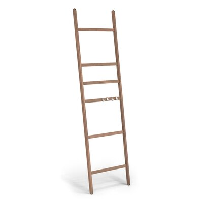 Skagerak Denmark Nomad Shelf with Hooks