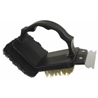 Grillpro 2 Way Grill Brush
