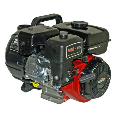 "Pacer Pumps 2"", 150 GPM EconoAg Water Pump with 4 HP Briggs & Stratton Engine"