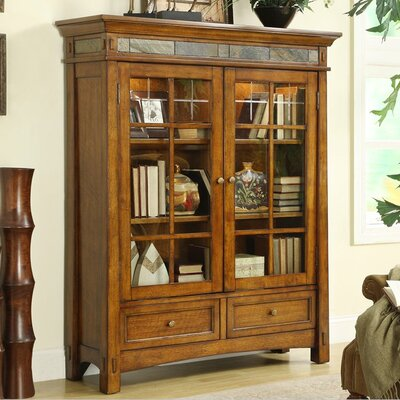 "Riverside Furniture Craftsman Home 60"" Bookcase"