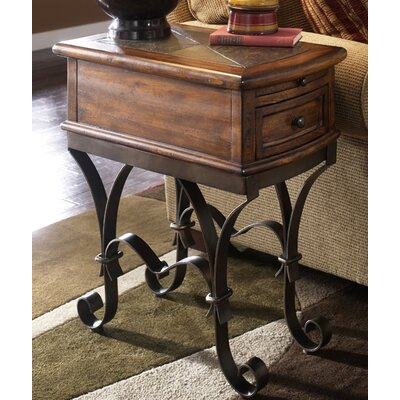 riverside furniture stone forge coffee table set