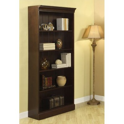 Urban Crossings Tall Bookcase in Espresso