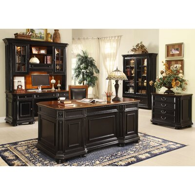 Riverside Furniture Allegro Standard Desk Office Suite
