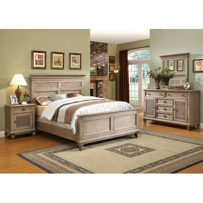 Found It At Wayfair Steel Magnolia Panel Bed Bed Mattress Sale