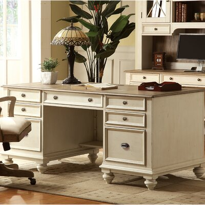 Riverside Furniture Coventry 2 T1 Executive Desk