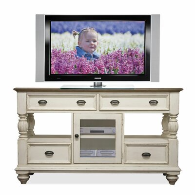 Riverside Furniture Coventry Two Tone 62&quot; TV Stand