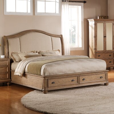 Coventry Storage Panel Bed