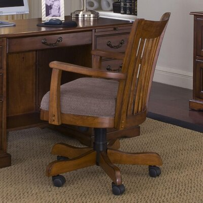 Cantata Mid-Back Desk Chair with Arm