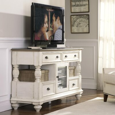 "Riverside Furniture Coventry Two Tone 62"" TV Stand"