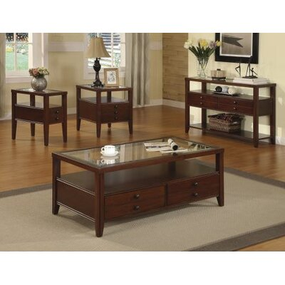 Riverside Furniture Avenue Coffee Table Set