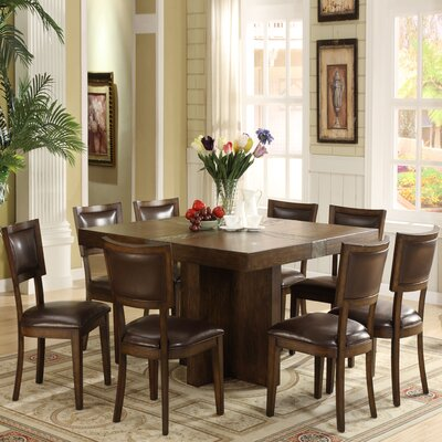 Riverside Furniture Belize 9 Piece Dining Set