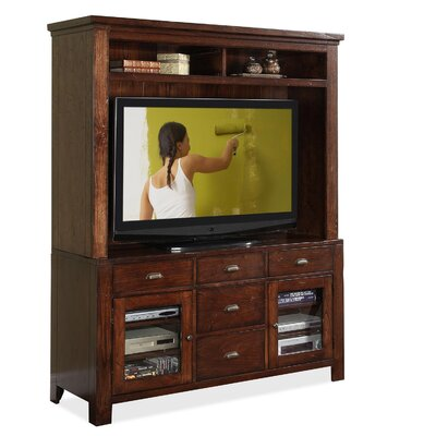 Riverside Furniture Castlewood Entertainment Center