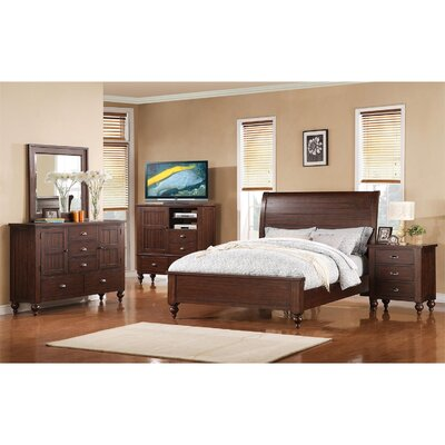 Riverside Furniture Castlewood 5 Drawer Combo Dresser