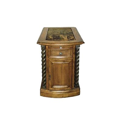 <strong>Riverside Furniture</strong> Medley Door End Table