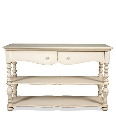Riverside Furniture Placid Cove Console Table