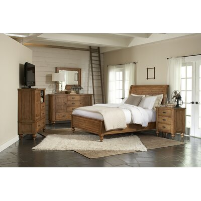 Riverside Furniture Summerhill Sleigh Bedroom Collection