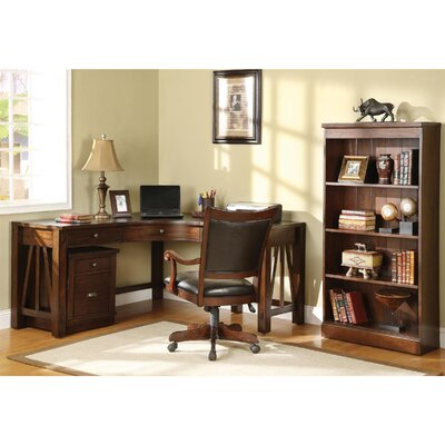 Riverside Furniture Castlewood Corner Desk Office Suites