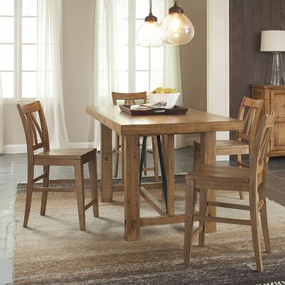 Riverside Furniture Summerhill Gathering 5 Piece Counter Height Dining Set