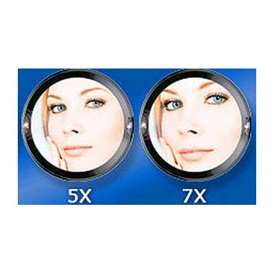Zadro Makeup Mirror with Adjustable Pedestal
