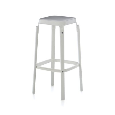 "Steelwood 78"" Bar Stool"