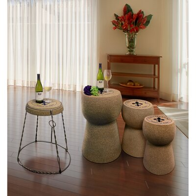 Vinotemp Champagne Coffee Table