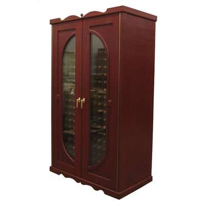 700 Monaco Oak Wine Cooler Cabinet