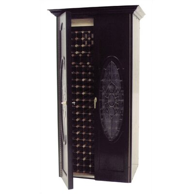 440 Two Door Napoleon Oak Wine Cooler Cabinet