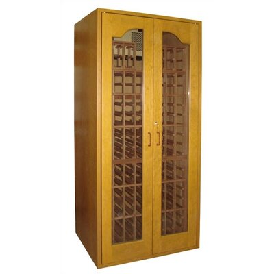 Vinotemp Sonoma LUX 250-Model Cherry Wine Cabinet