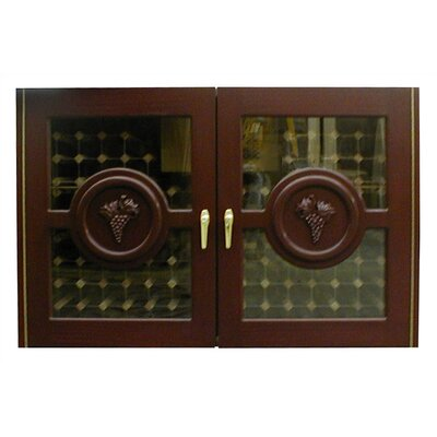 Vinotemp Concord 2 Door Oak Wine Cooler Credenza