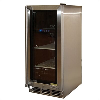 Vinotemp VT-26 Beverage Cooler in Stainless Steel