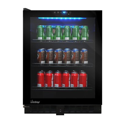 VT-54 Butler Touch Screen Beverage Cooler