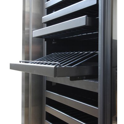 Vinotemp 142 Bottle Dual-Zone Right-Hinge Wine Cooler