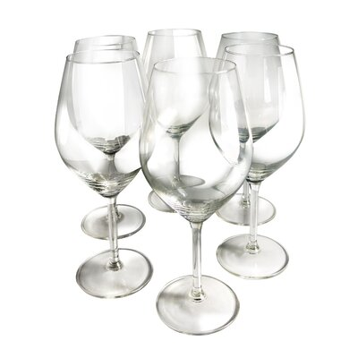 Vinotemp Illuminati 15 oz White Wine Glass (Set of 6)