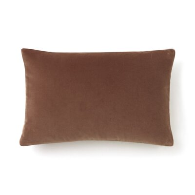 DwellStudio Luxury Velvet Gingerwood Pillow