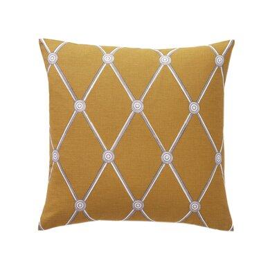 DwellStudio Hadley Mustard Pillow