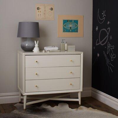 DwellStudio Mid-Century French White Dresser