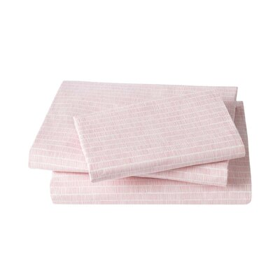 DwellStudio Matchstick Sheet Set