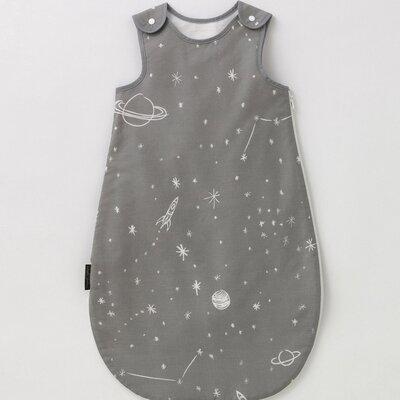 DwellStudio Galaxy Dusk Velour Lined Night Sack
