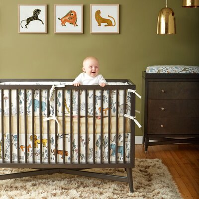 DwellStudio Safari Nursery Bedding Collection