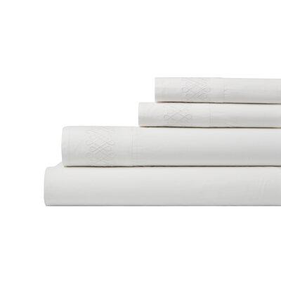 DwellStudio Filigree Pearl Sheet Set
