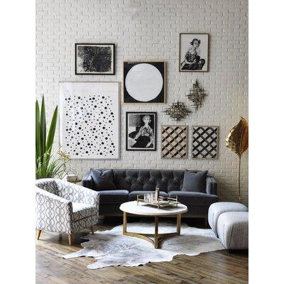 DwellStudio Turner Leather Chair