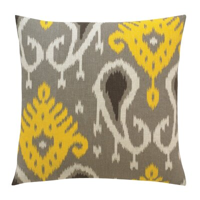 DwellStudio Batavia Citrine Pillow - COVER ONLY