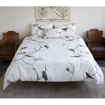 DwellStudio Pearl Chinoiserie Full / Queen Duvet Set