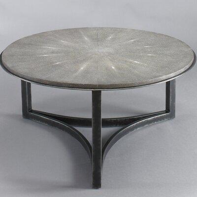 DwellStudio Milo Shagreen Coffee Table