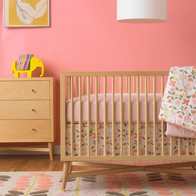 DwellStudio Mid-Century Convertible Crib