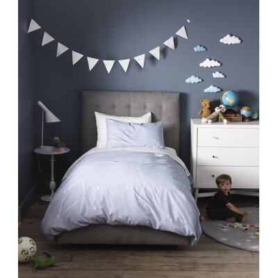 DwellStudio 3 Piece Clouds Sky Papier-Mache Wall Décor Set