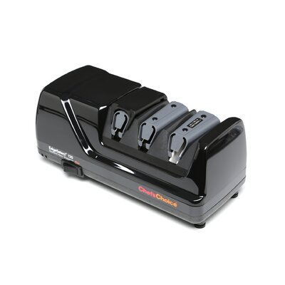 Chef's Choice Diamond Hone EdgeSelect Plus Knife Sharpener - Black